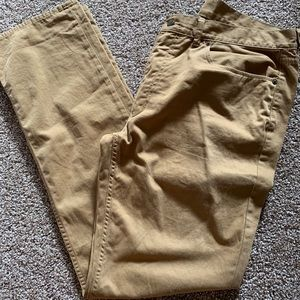 Polo by Ralph Lauren Khaki Pants 36x34